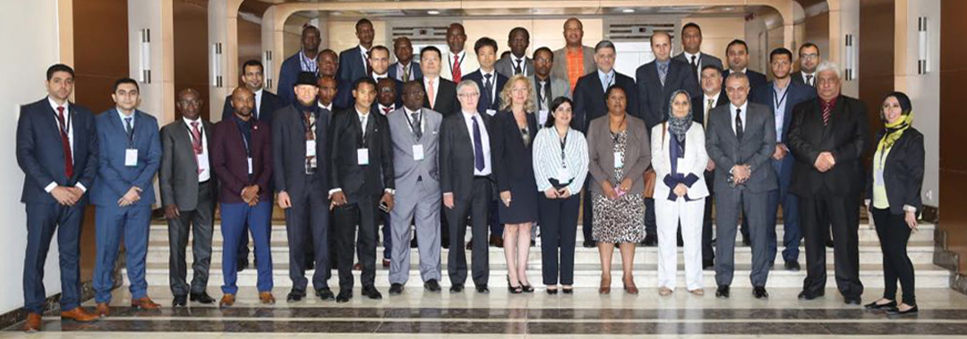 39 participants met for the Africa and Arab region EMS symposium in Egypt on 7-8 May