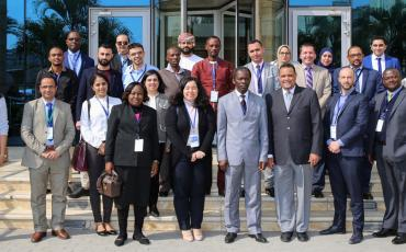 EAD workshop English-speaking Africa/Arab region, Egypt, February 2019