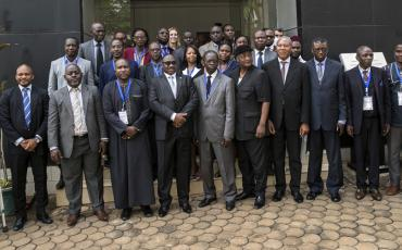 EMS EAD workshop, French-speaking Africa/Arab region, Cameroon, March