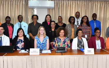 EAD and EMSEVT V3 compliance for EMS workshop in Bridgetown, Barbados (April)