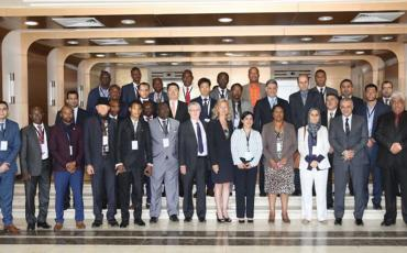 EMS symposium for senior management of the Africa and Arab region, Cairo, Egypt (May)