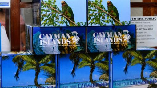 Cayman Islands EMS packaging